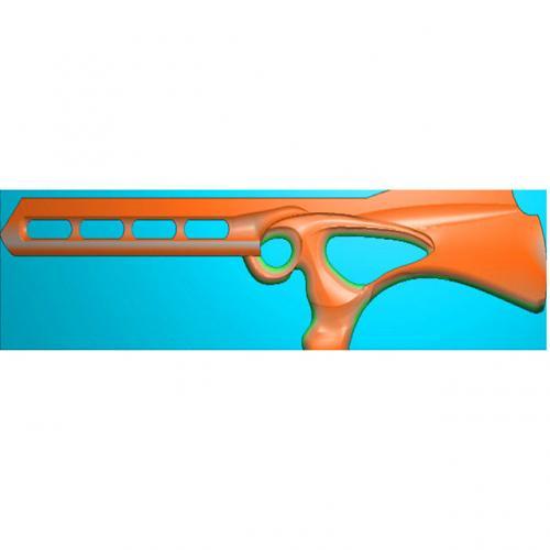 雕刻枪雕刻图(Q-003)