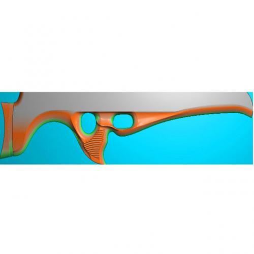 雕刻枪雕刻加工图(Q-004)