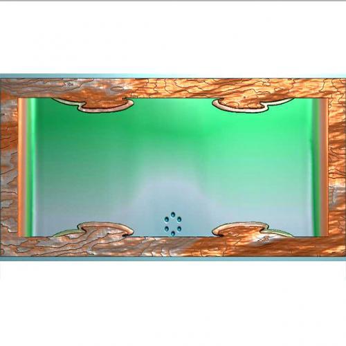 木纹茶盘精雕图(JYCP-212)