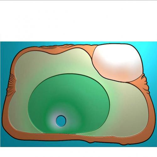 茶盘精美浮雕图(JYCP-222)