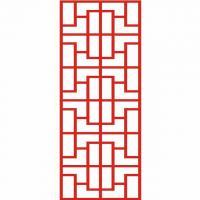 中式镂空花格(ZS-018-)