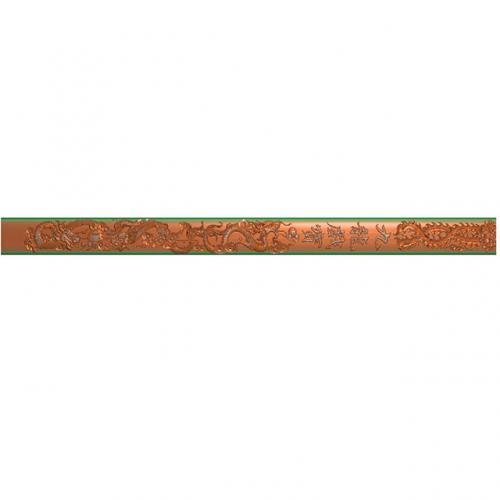 桃木剑精雕图,宝剑浮雕图,木雕剑,剑雕刻图,工艺品剑精雕图(DJF-356)