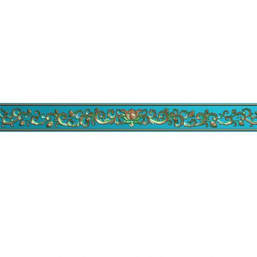 腰线精雕图,腰线浮雕图,腰线雕刻图,腰线加工图(yx-2005)