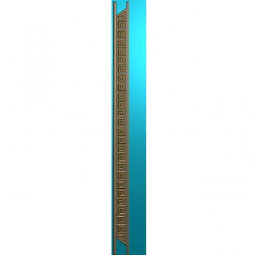 腰线精雕图,腰线浮雕图,腰线雕刻图,腰线加工图(yx-2007)