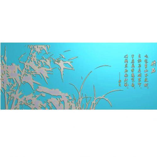牌匾文字背景精雕图,文字背景浮雕图,文字背景雕刻图,文字背景加工图(Z-3037)