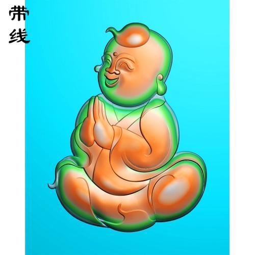 宝宝精雕图(TZ-011)