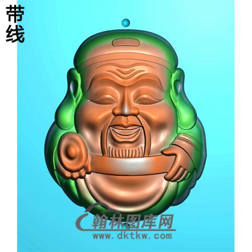 财神浮雕图(CS-034)