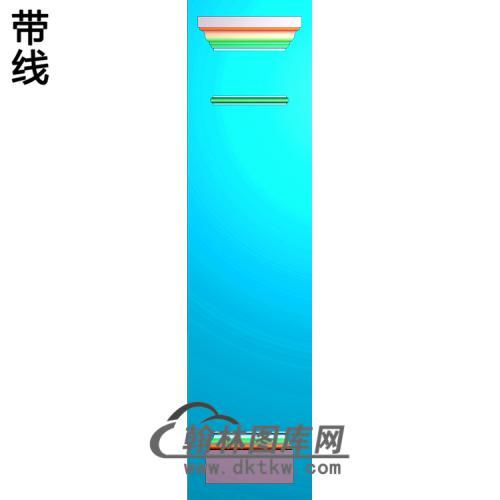 柱板精雕图(ZB-052)