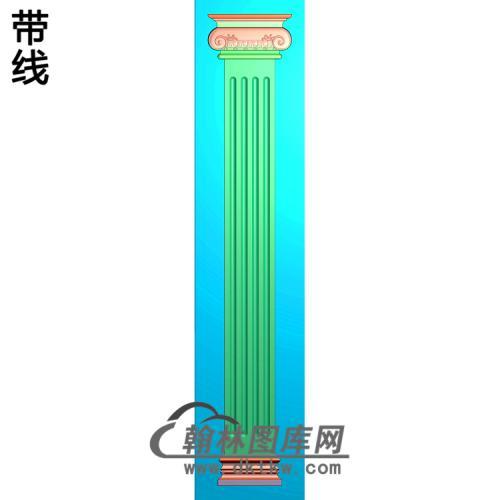 柱板精雕图(ZB-061)