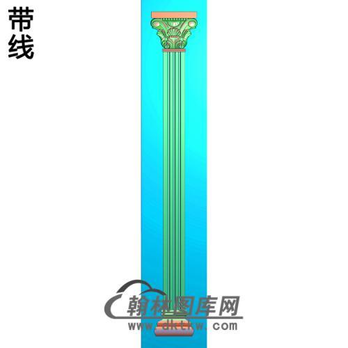 柱板精雕图(ZB-067)
