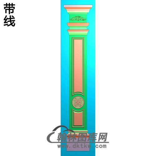 柱板精雕图(ZB-070)