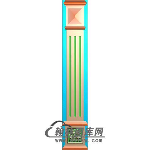 柱板精雕图(ZB-073)