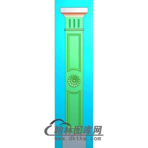 柱板精雕图(ZB-075)