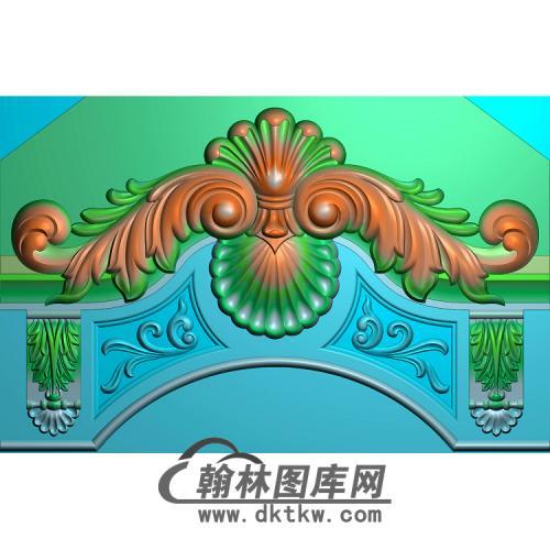 洋花无线铝雕精雕图(TM-409)