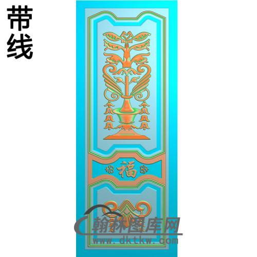 福5.21铝雕精雕图(TM-430)