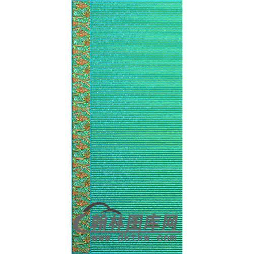 祥云无线铝雕精雕图(TM-473)