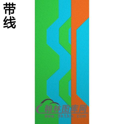 洋花l铝雕精雕图(TM-516)