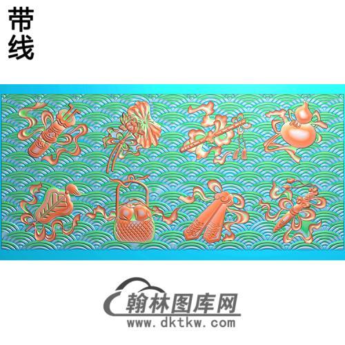 纹理精雕图(wl-318)