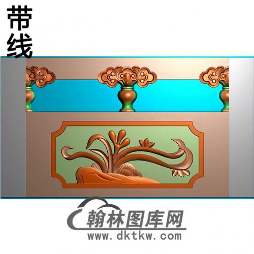 兰花石材栏板精雕图浮雕图雕刻图HL-45有线