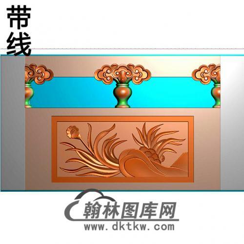 兰花石材栏板精雕图浮雕图雕刻图HL-51有线