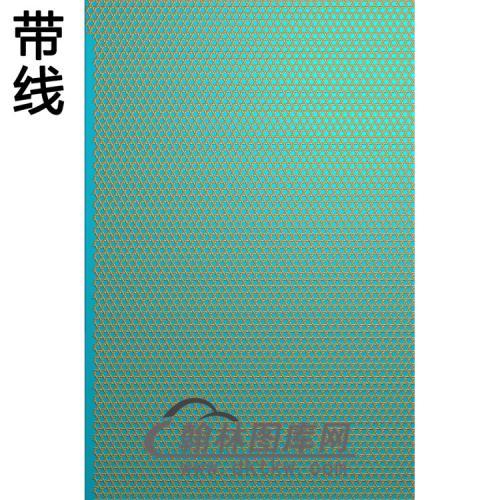 铝雕纹理精雕图(TM-613)