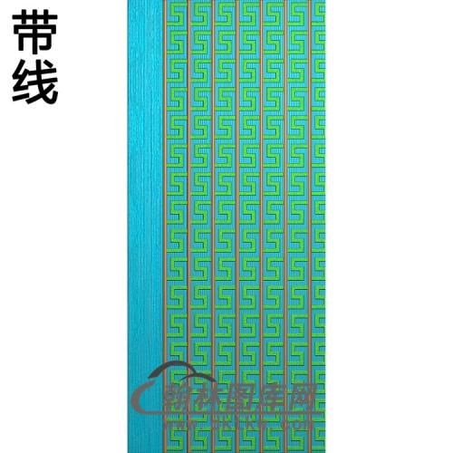铝雕纹理精雕图(TM-660)
