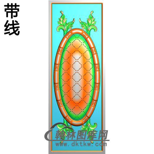 芯板精雕图(MXB-136)