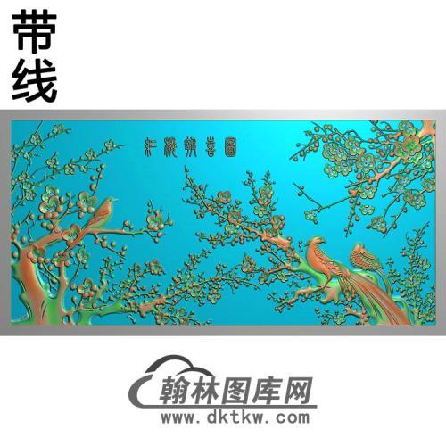K001精雕图(MH-052)