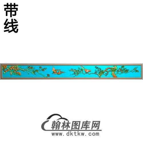 MH-3111-下门梅花2精雕图(MH-197)