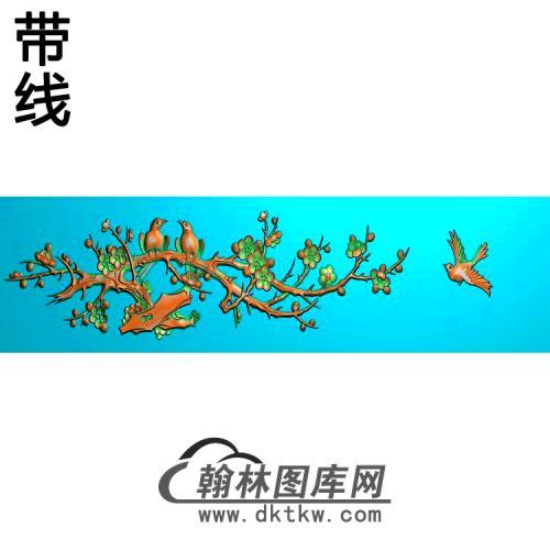 MH-6016梅兰镇精雕图(MH-226)