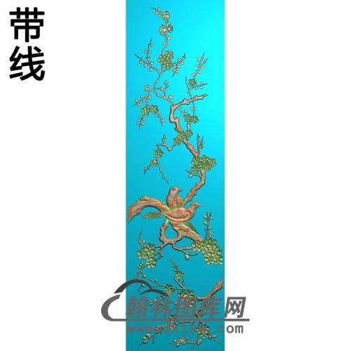 梅兰菊竹138_AUTOSAVE精雕图(MH-352)