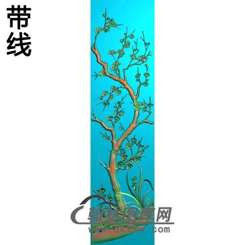 梅兰菊竹151_AUTOSAVE精雕图(MH-354)