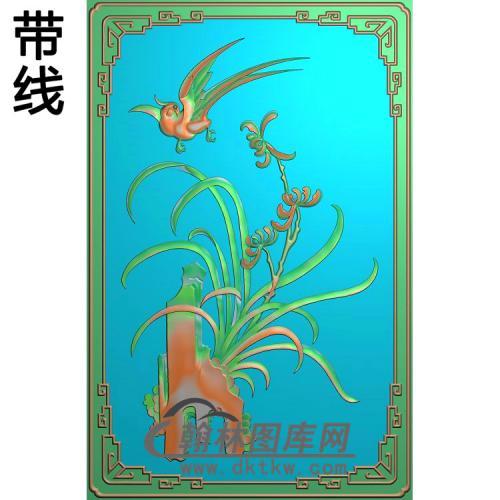 兰12精雕图(LH-118)