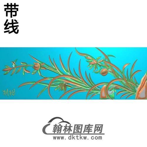 梅兰菊竹092_AUTOSAVE精雕图(LH-138)