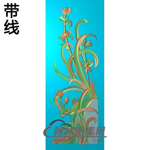 梅兰菊竹099_AUTOSAVE精雕图(LH-139)