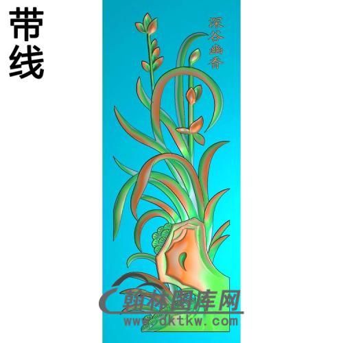 梅兰菊竹102_AUTOSAVE精雕图(LH-140)