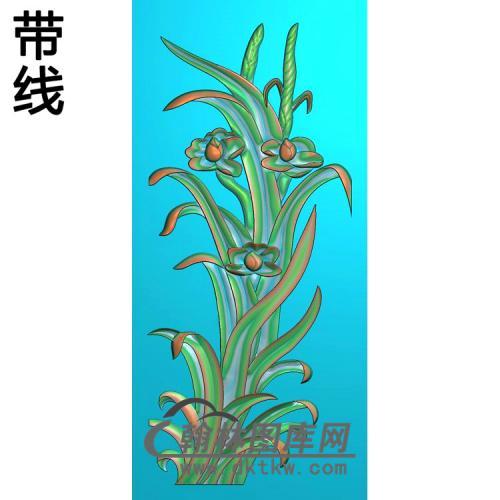 梅兰菊竹219_AUTOSAVE精雕图(LH-145)