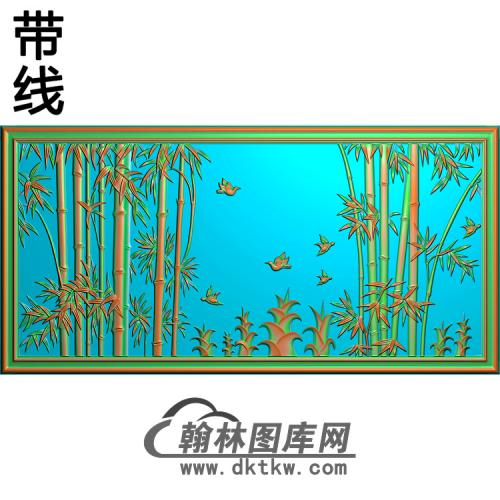 H001精雕图(ZZ-011)