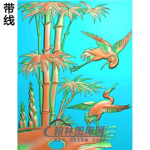 HD-100-花草动物系列精雕图(ZZ-086)