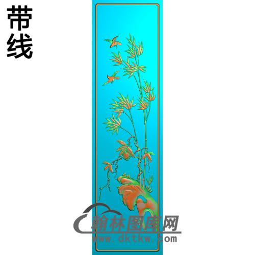ZZ-016-竹子精雕图(ZZ-172)
