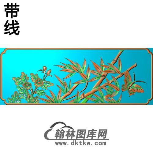 ZZ-5017-竹子精雕图(ZZ-228)