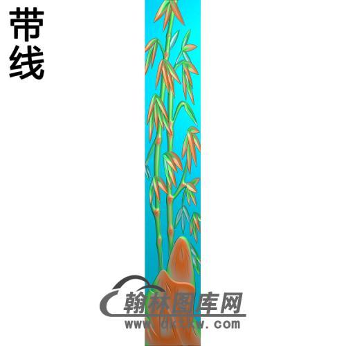 竹子 (7)精雕图(ZZ-295)