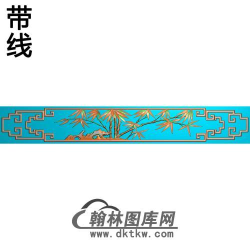竹子0精雕图(ZZ-304)