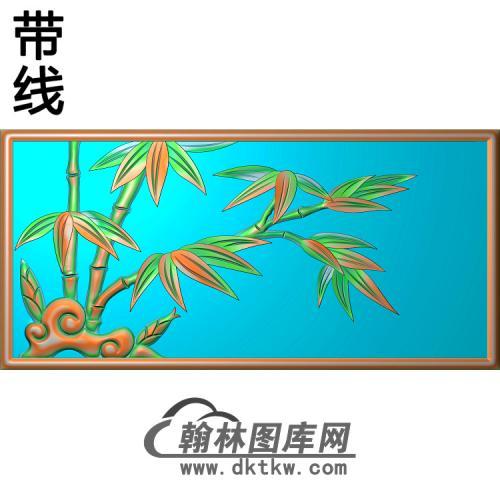 竹子精雕图(ZZ-303)