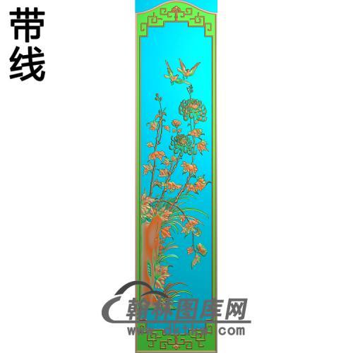 菊花精雕图(JH-067)