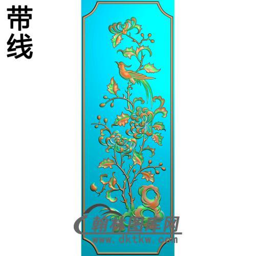菊花精雕图(JH-110)