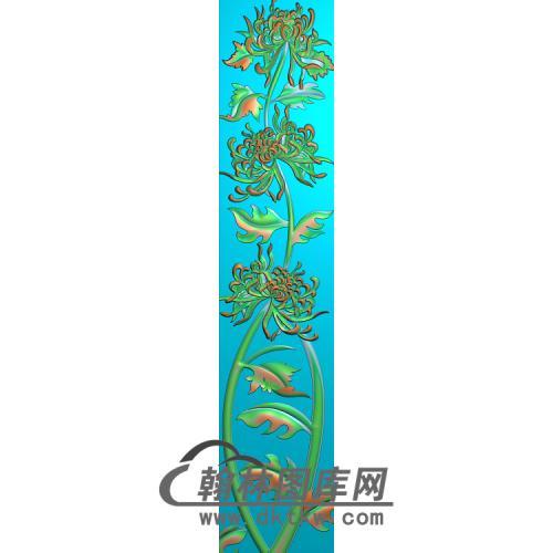 菊花精雕图(JH-171)