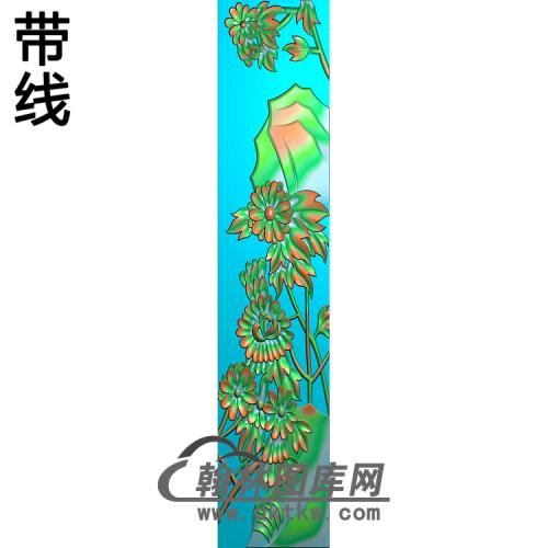 菊花精雕图(JH-193)