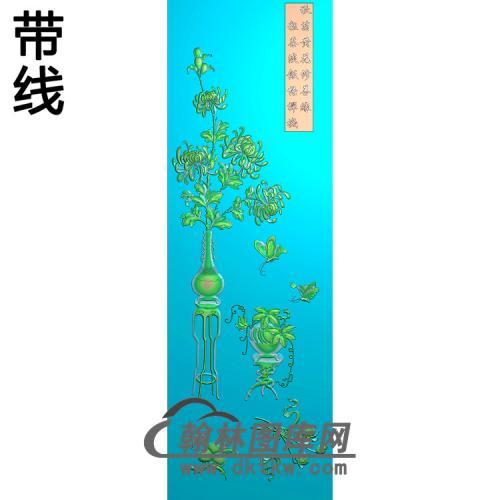 菊花精雕图(JH-220)