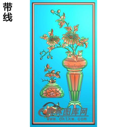 缘圆 竖菊花(JH-291)